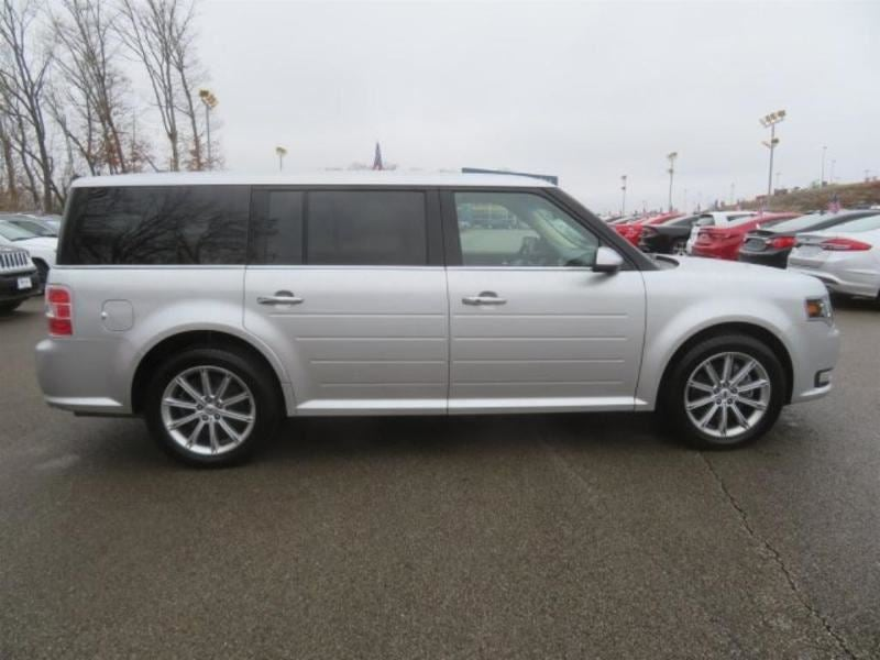 2017 ford flex limited - ford dealer in hurricane wv – used ford