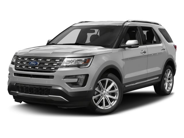 2017 Ford Explorer Limited in Hurricane WV - Moses Pre-owned  sc 1 st  Moses Factory Outlet & 2017 Ford Explorer Limited - Ford dealer in Hurricane WV u2013 Used ... markmcfarlin.com
